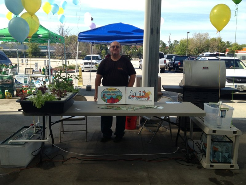 Sahib Aquaponics at Lowe's : Planting the seed for a better world