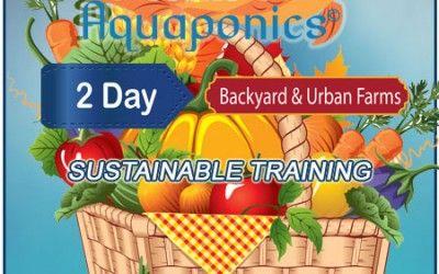 2-Day Backyard & Small Urban Farming Workshop
