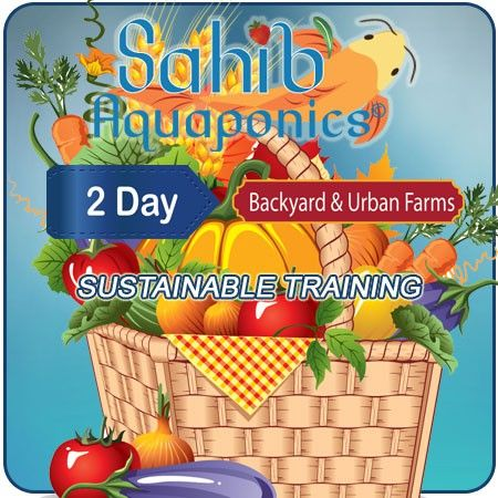 2-Day Backyard & Small Urban Farming Workshop